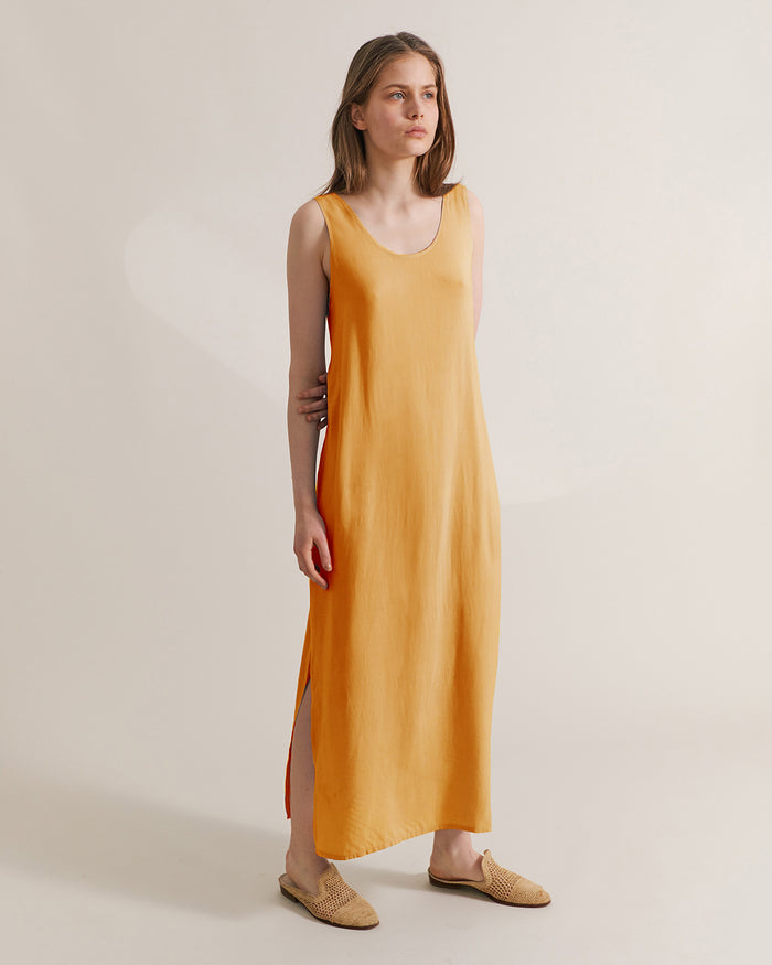 Athena Dress - Hand Dyed