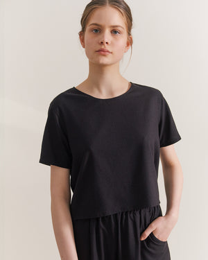 Clio Top - Raw Silk