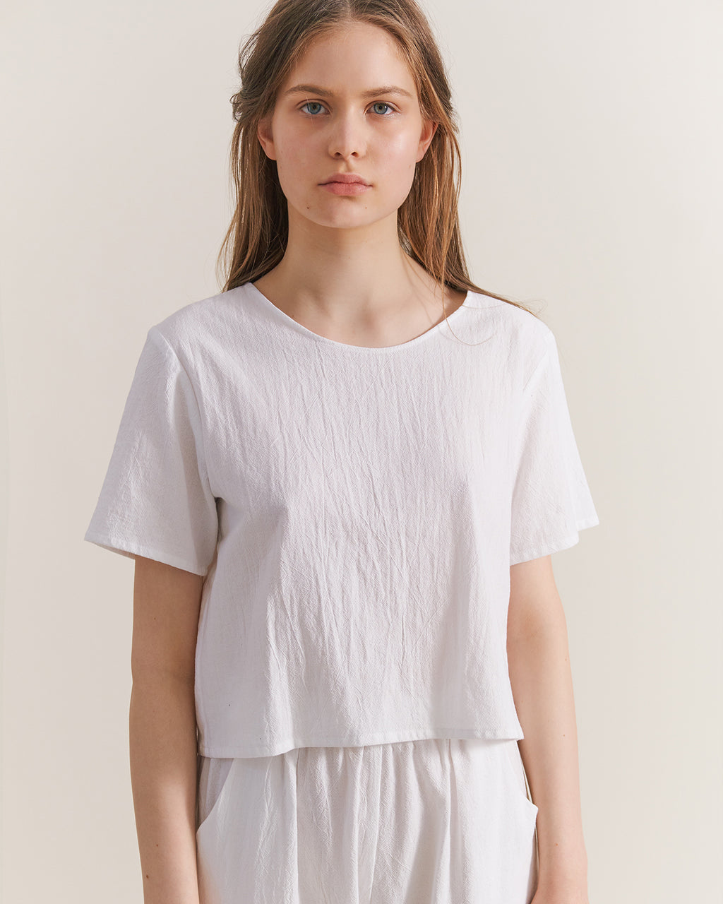 Clio Top / Cotton