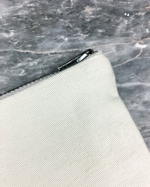 Cotton Twill Pouch