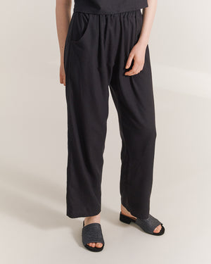 Hera Pants - Raw Silk