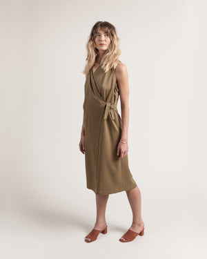 Meadow Wrap Dress
