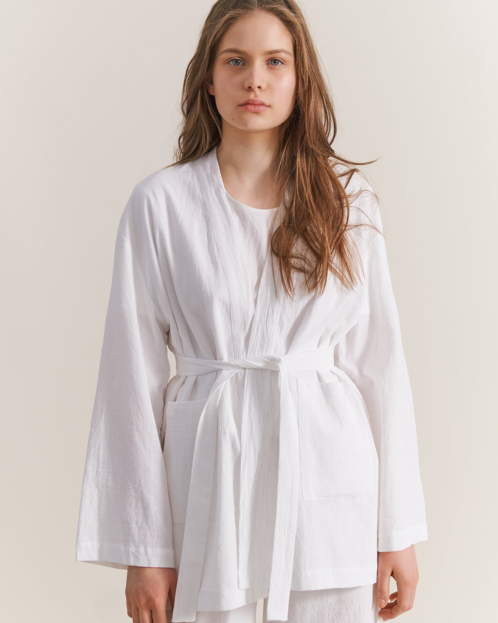 Rhea Robe - Cotton