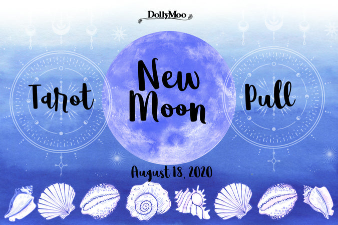 New Moon Tarot Pull!