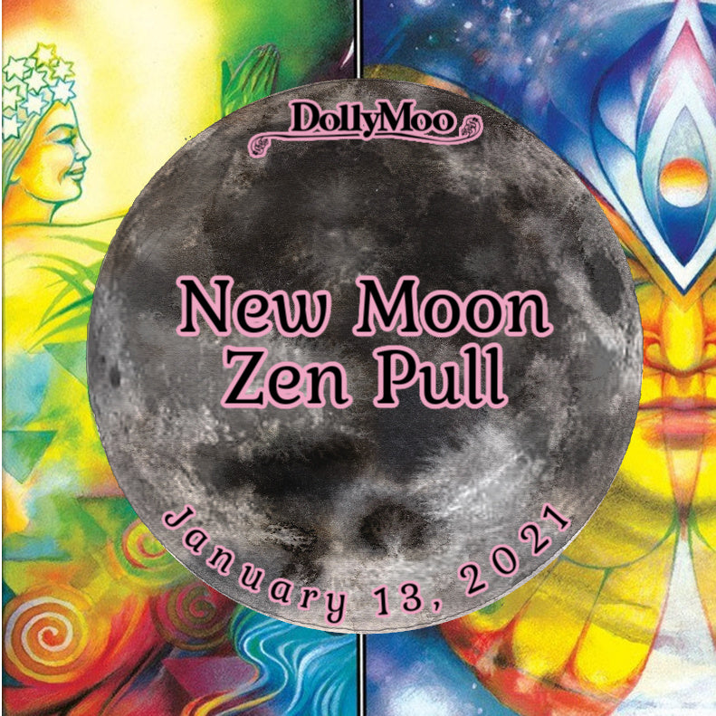 New Moon Zen Pull...