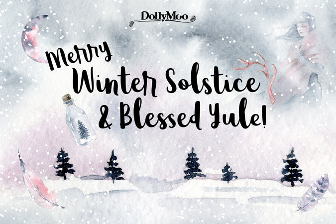 Merry Winter Solstice & Blessed Yule!