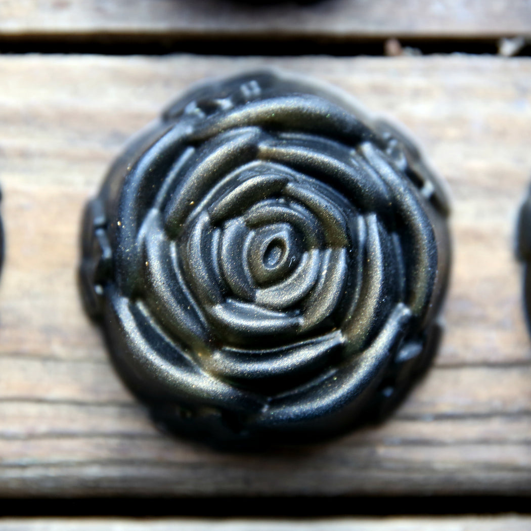 Black Jasmine Rose Soap