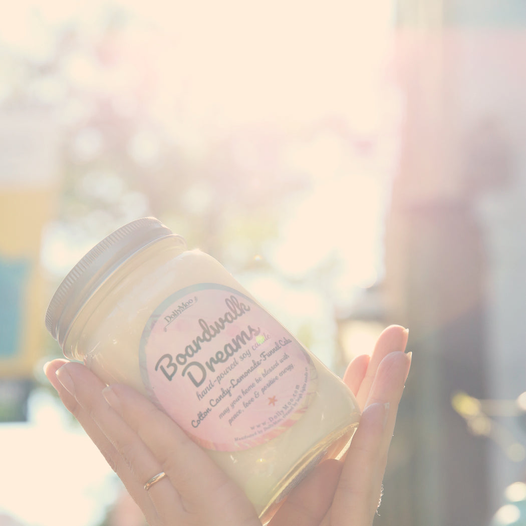Boardwalk Dreams Candle