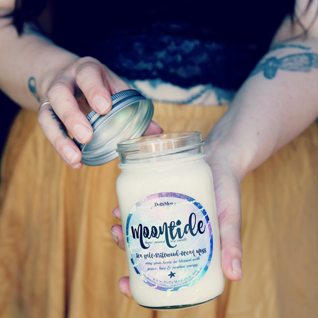 Moontide Soy Candle
