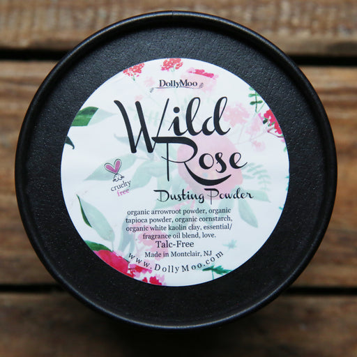 Wild Rose Dusting Powder