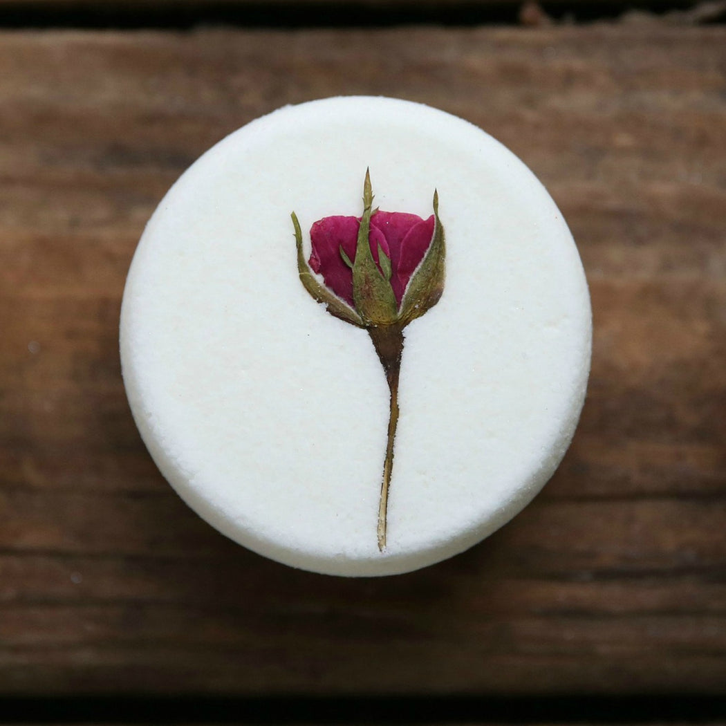 Winter Tuberose Bath Bomb