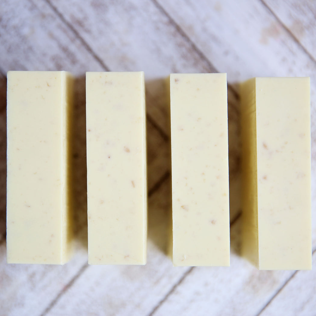 Willow & Amber Oatmeal Shea Butter Soap