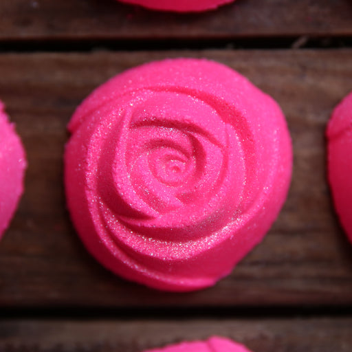 Spirit Rose Bath Bomb.
