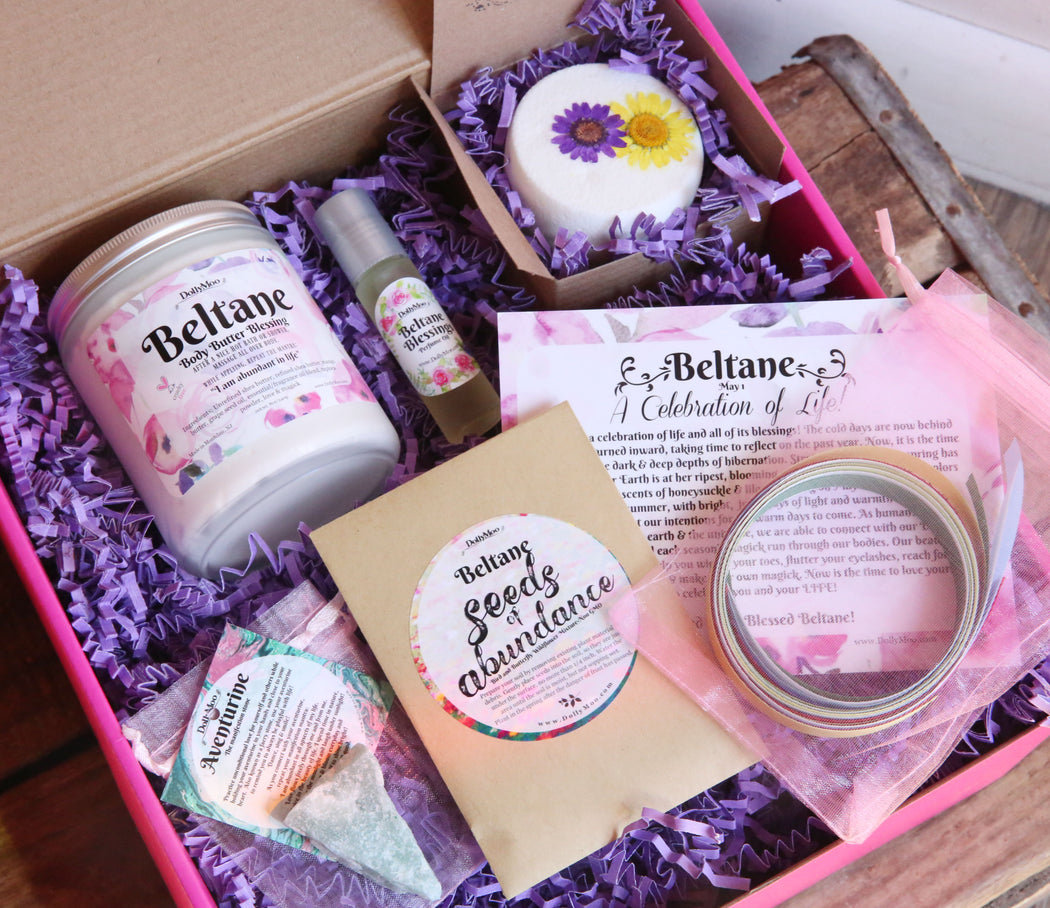 ~LIMITED EDITION~Beltane Blessings Box
