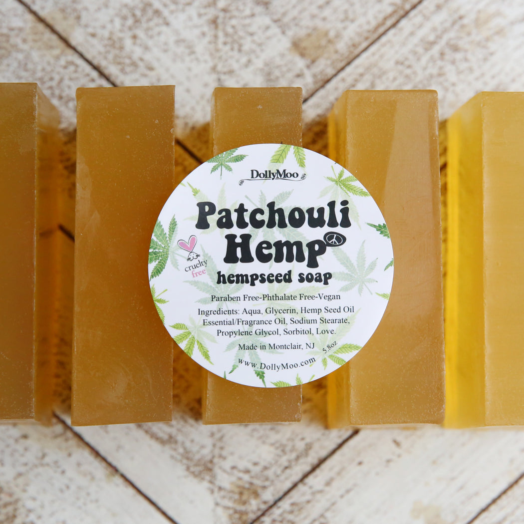 Patchouli Hemp Soap