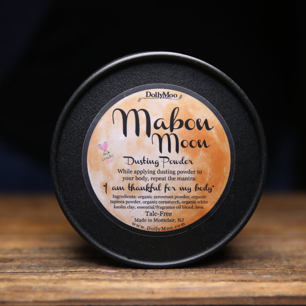 Mabon Moon Dusting Powder