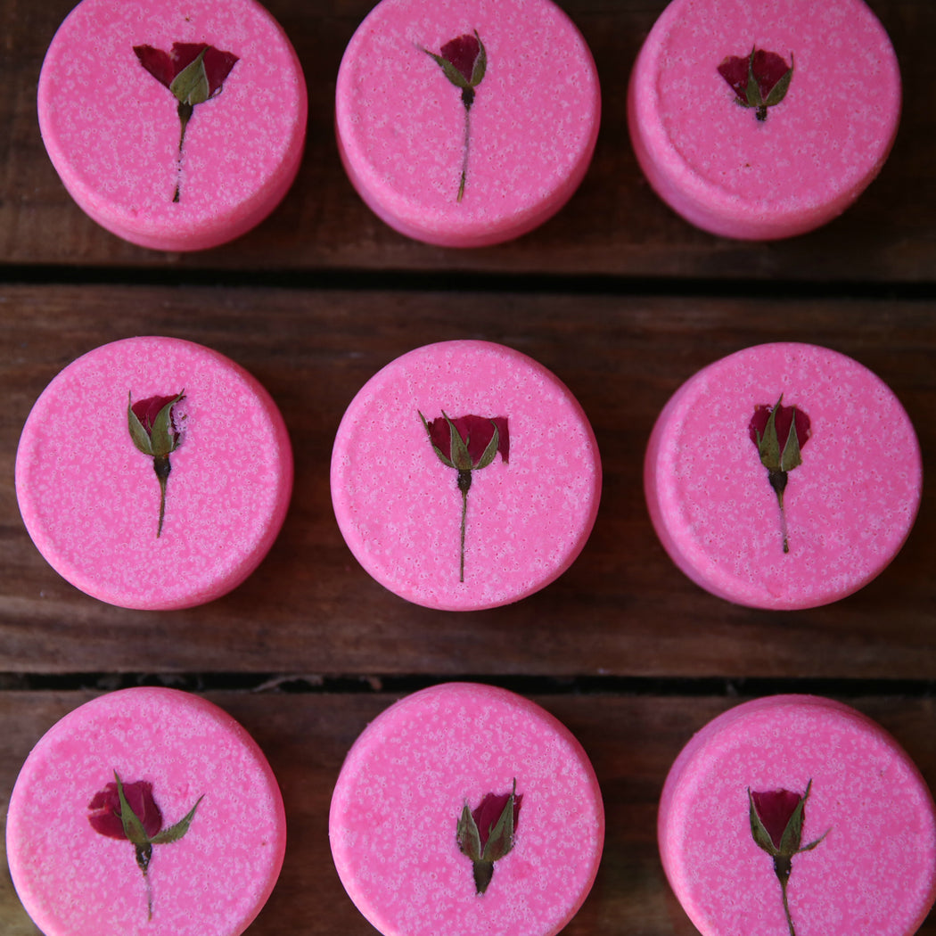 Nag Champa Rose Bath Bomb