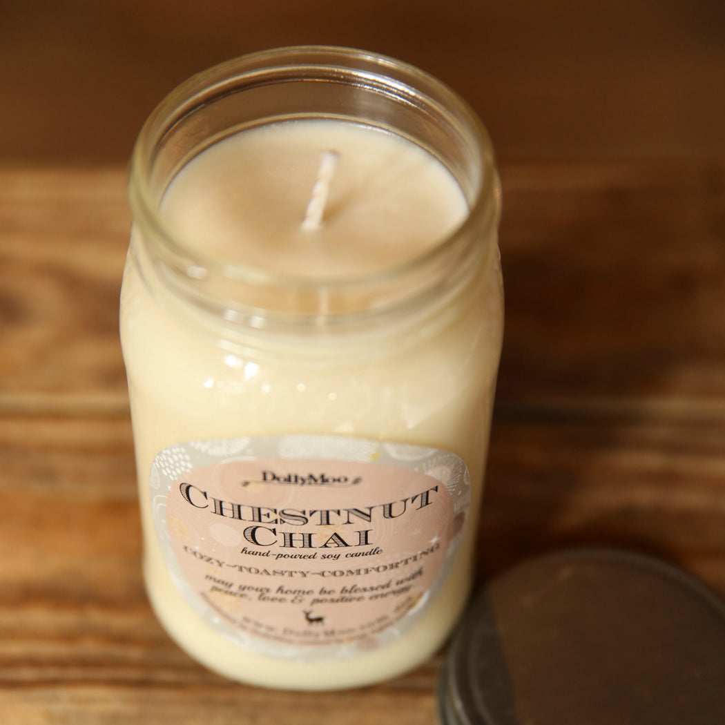 Chestnut Chai Candle