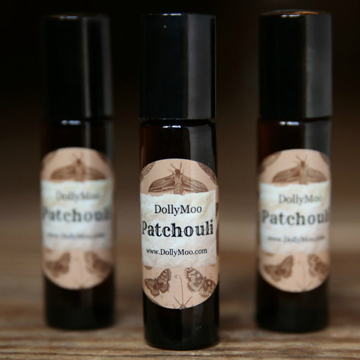 Patchouli Aura Oil Roll-On Perfume