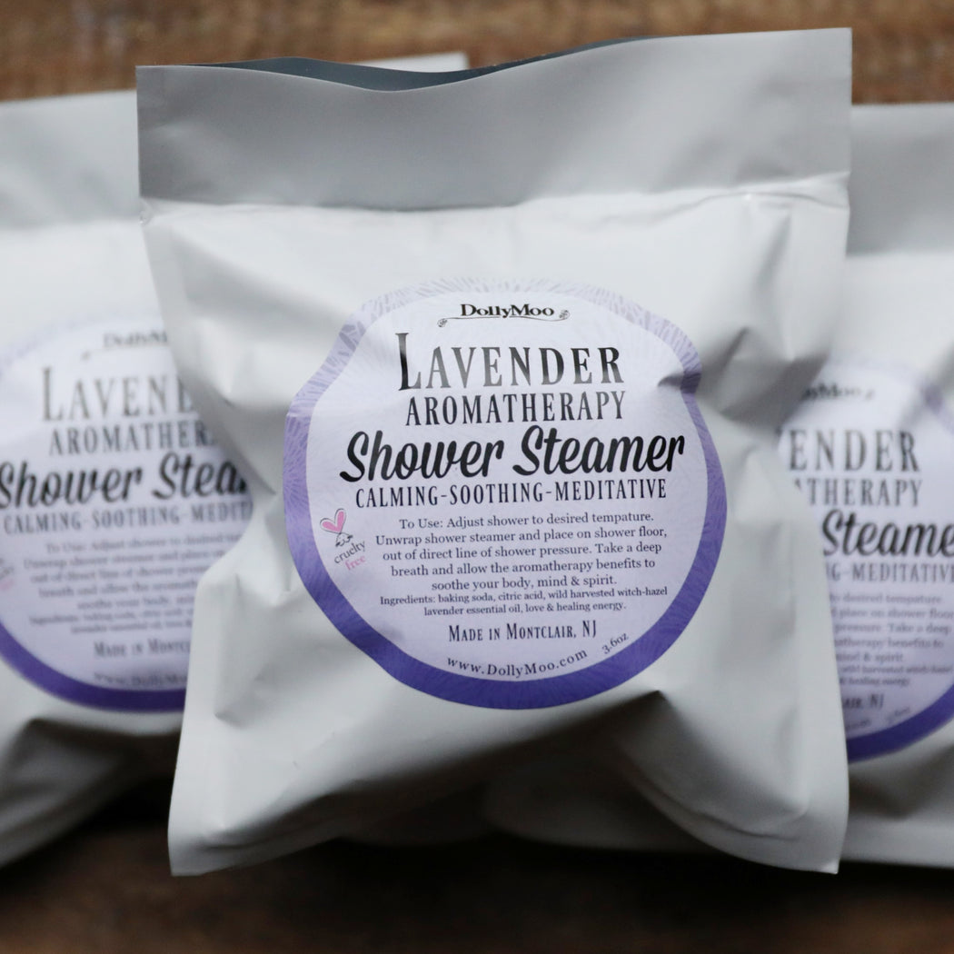 Lavender Shower Steamer Collection 3 for $15