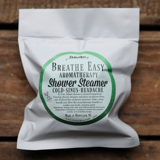 Breathe Easy Shower Steamer