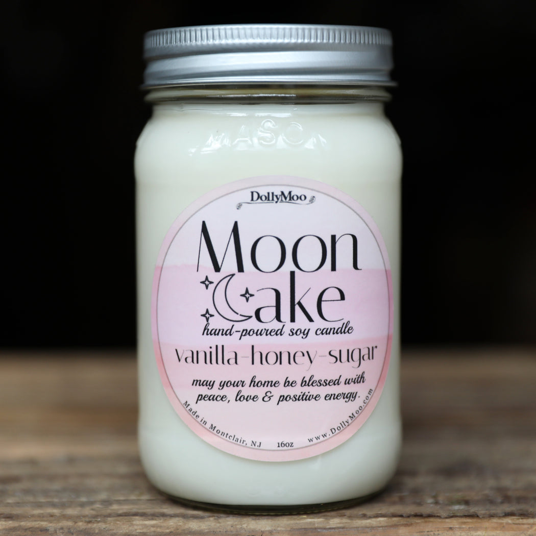 Moon Cake Soy Candle