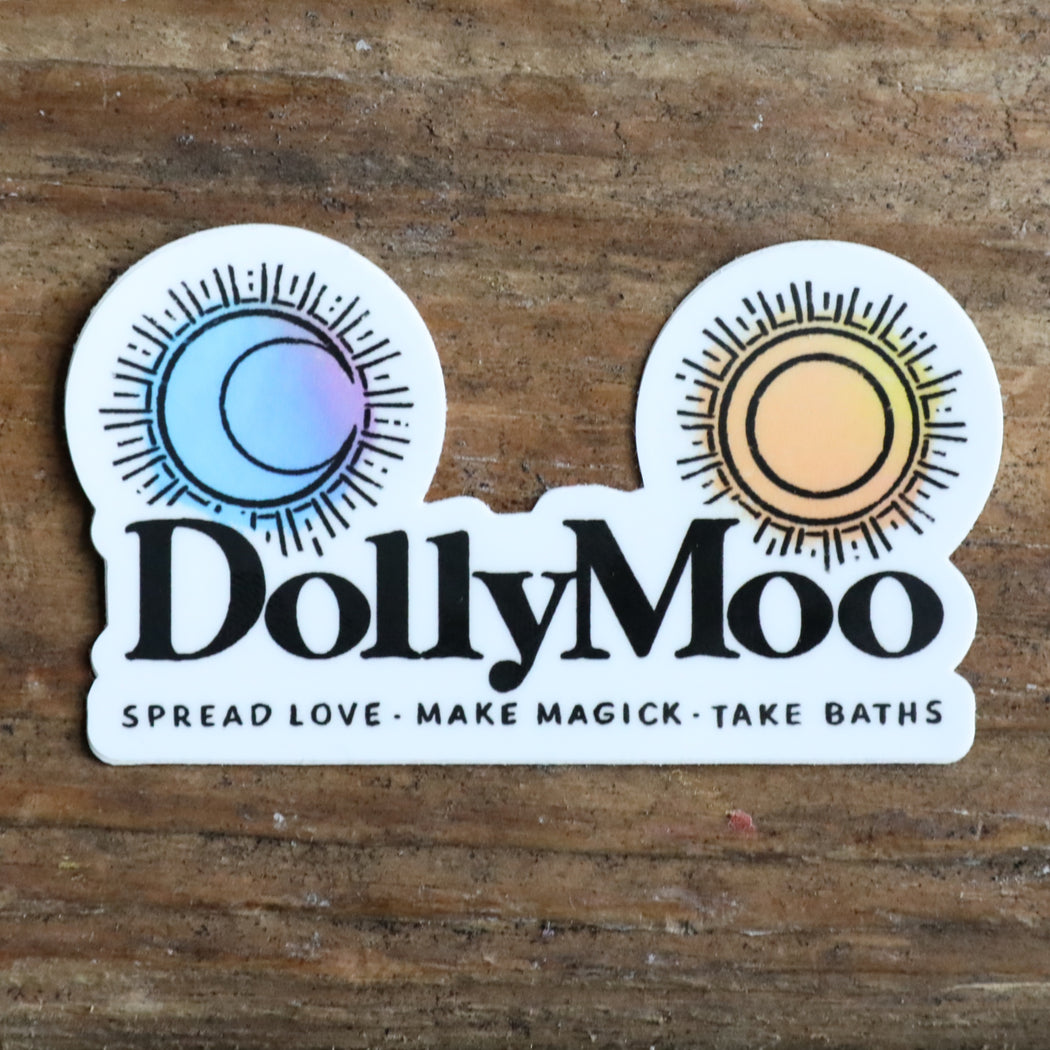 DollyMoo Sticker