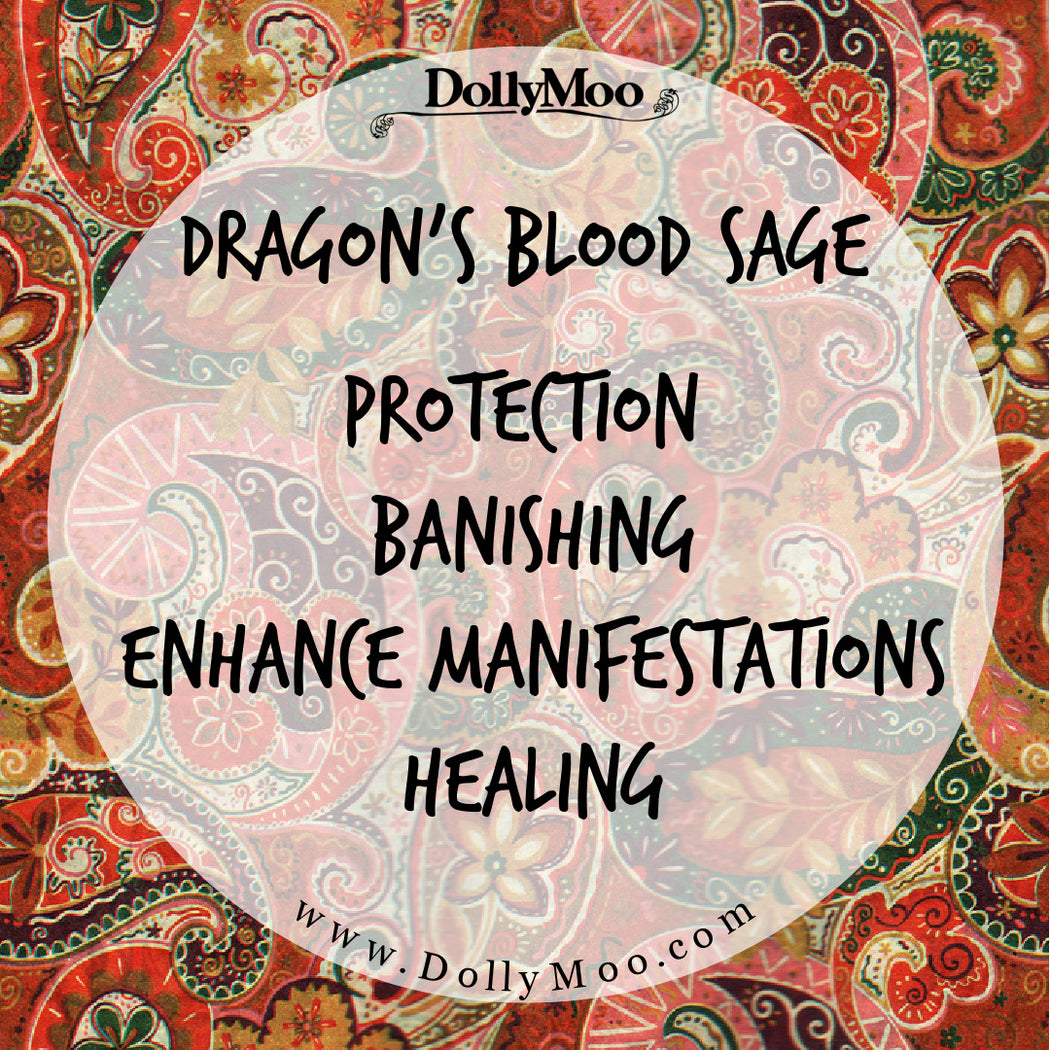Dragon's Blood Sage
