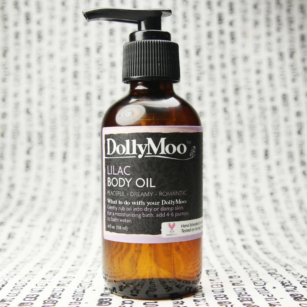 Lilac Body Oil 4oz