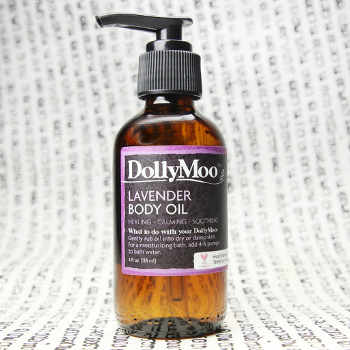 Lavender Body Oil 4oz