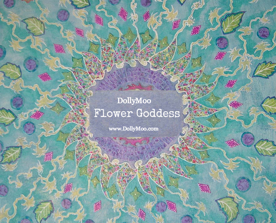 Flower Goddess Aura Oil Roll-On Perfume