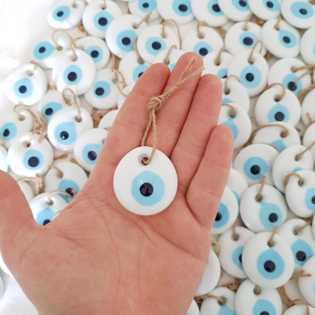 Mini Evil Eye Hanging