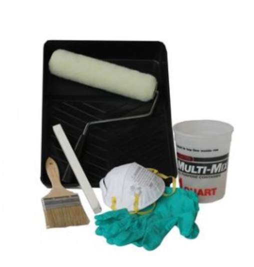 Topcoating Accessory Kit