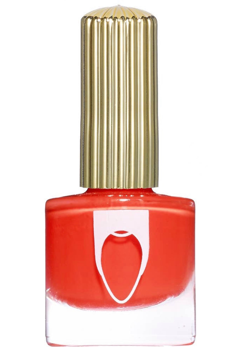 floss gloss red nail polish fastlane