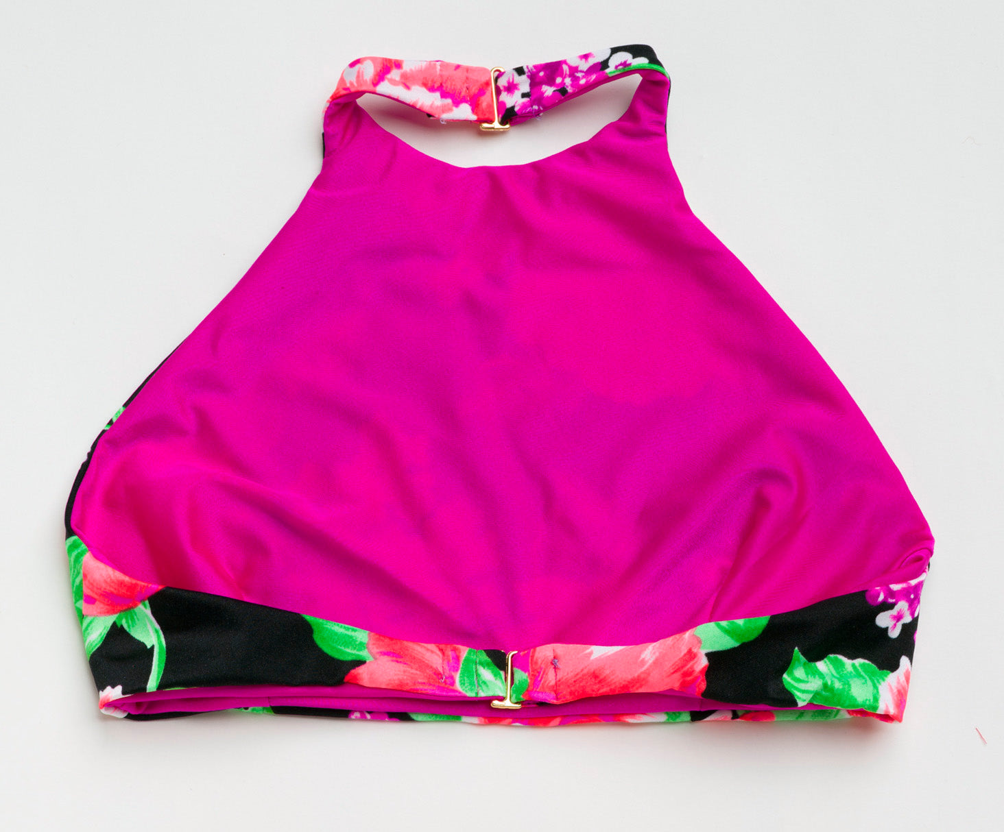 VIEQUES HALTER TOP