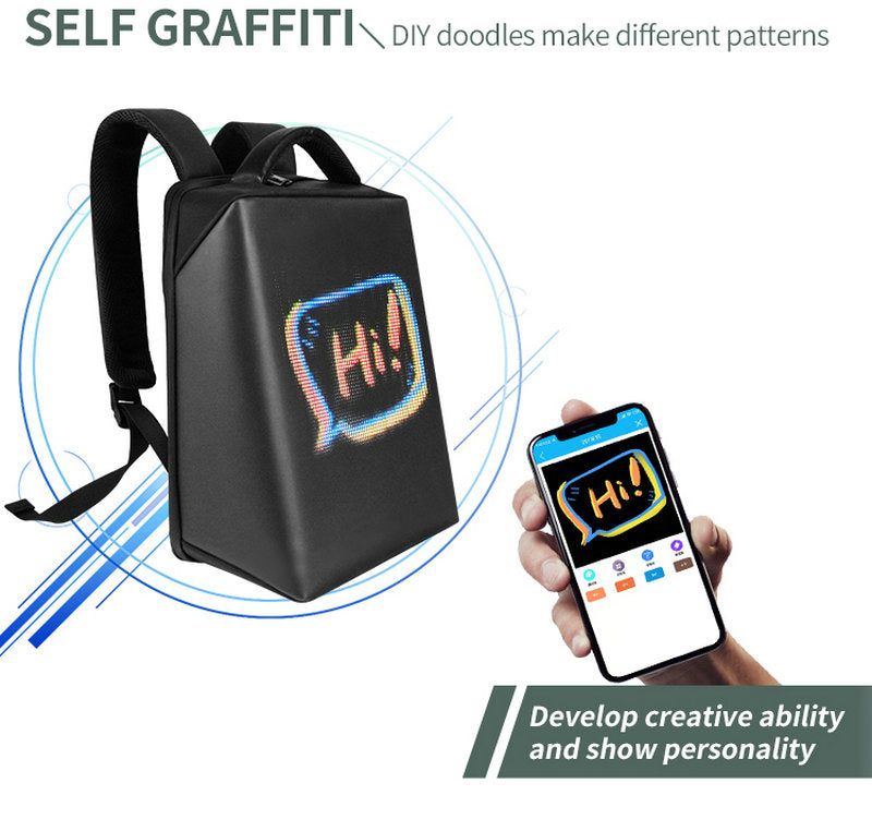 pix programmable backpack