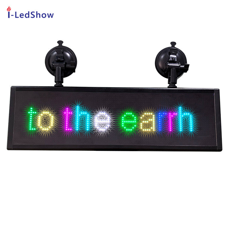 Interactive Car LED Screen | Che Xiaobao No. 2