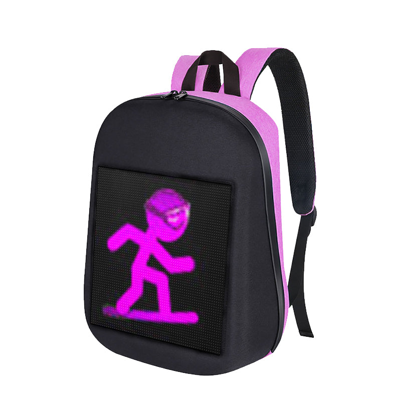 Load image into Gallery viewer, BIOSLEDBackpack B-Eco Pink