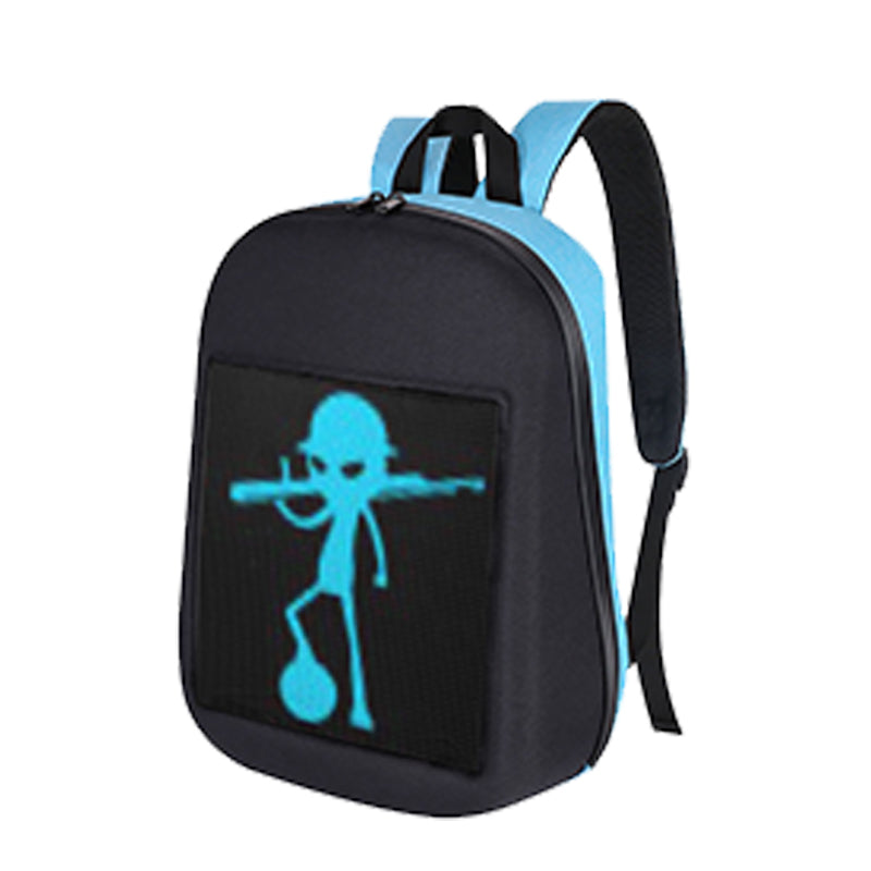 BIOSLEDBackpack B-Eco blue
