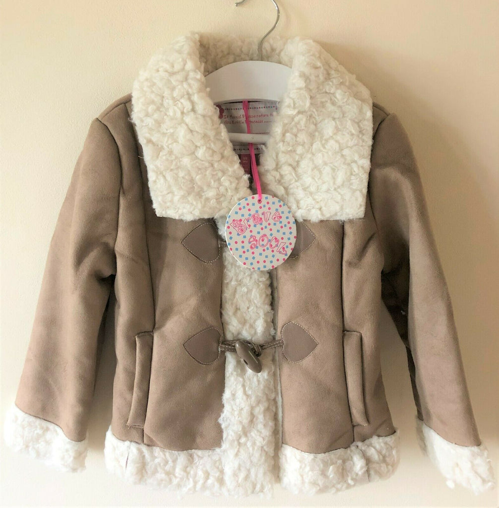Girls - 2 to 16 - Coats & Jackets