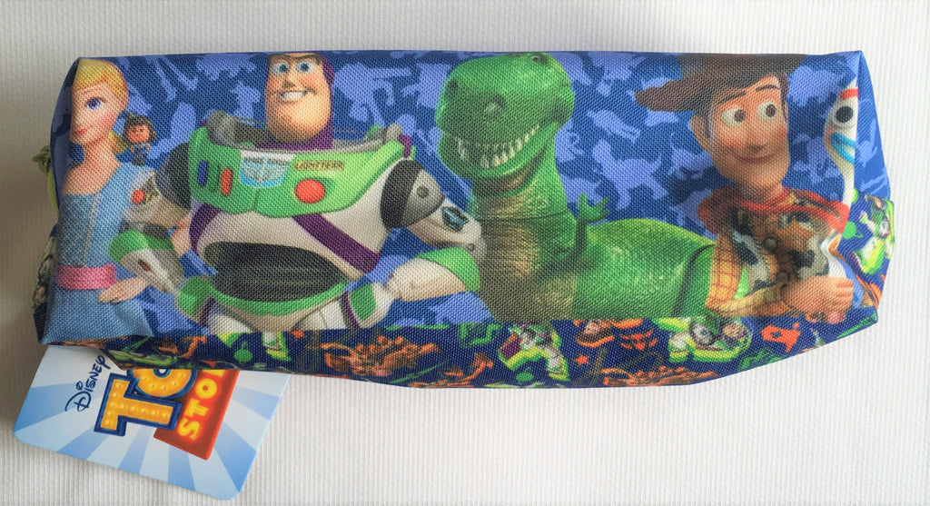 "New Boys Girls Toy Story 4 Pencil Case PVC - ""It's Play Time!"" - Official Disney Pixar Exstore"