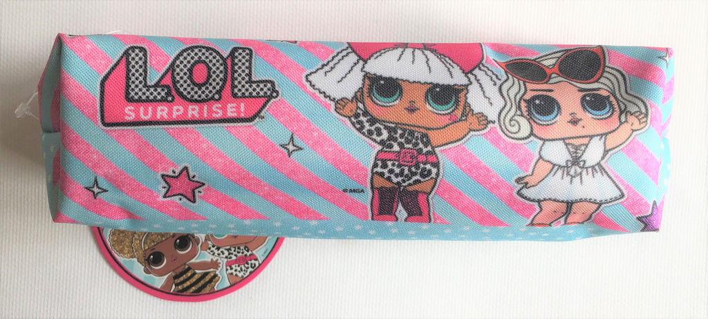 "New Girls LOL Surprise Box Pencil Case PVC - ""Let's Be Friends!"" #CollectLOL - Official Exstore"