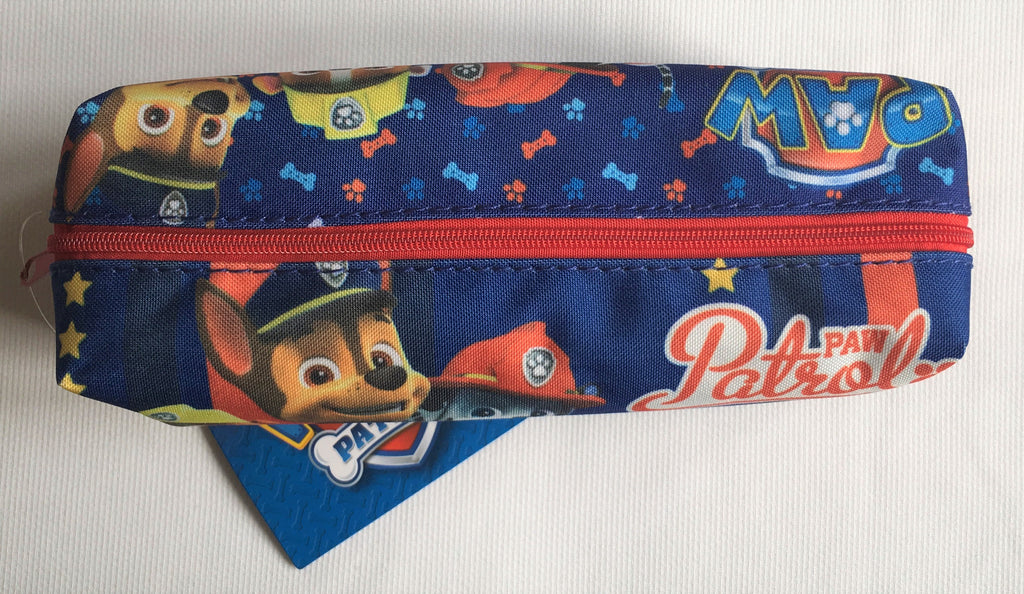 New Boys Paw Patrol Box Pencil Case PVC - Official Nickelodeon Exstore