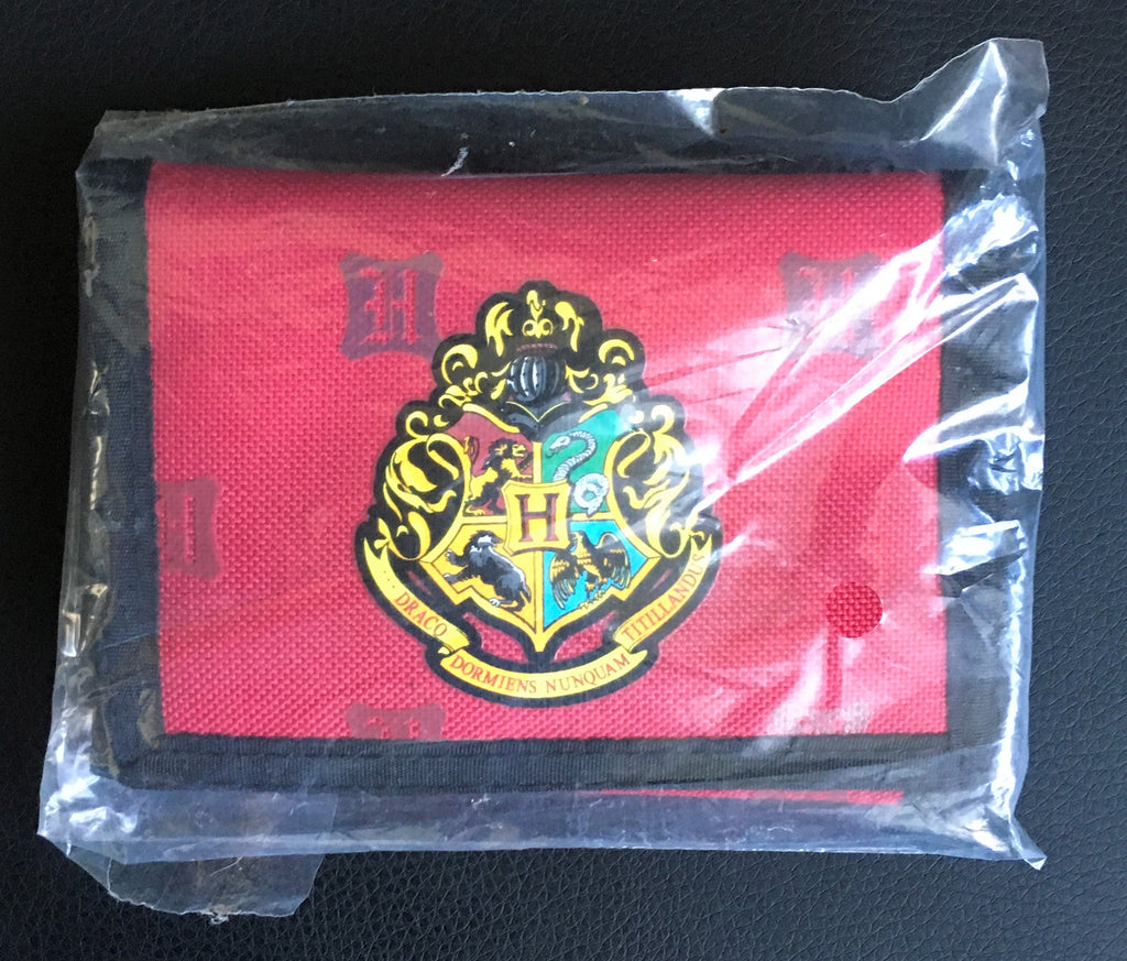 New Harry Potter Tri Fold Wallet
