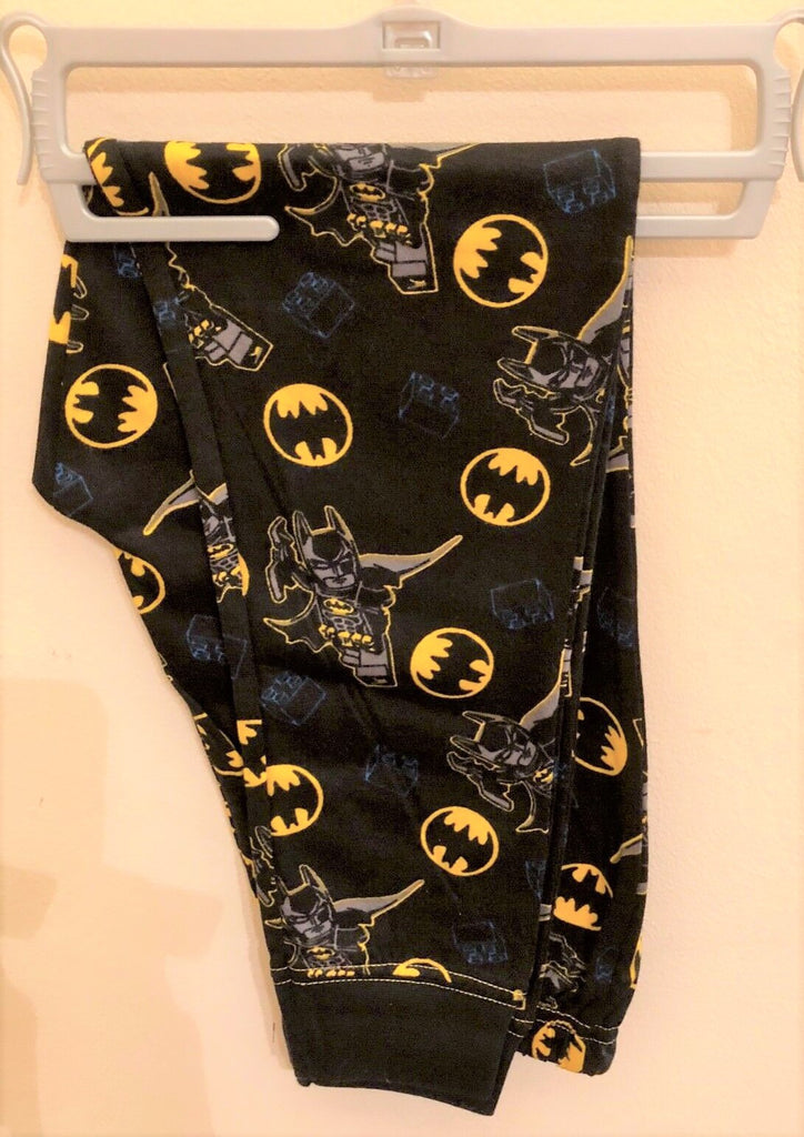 New Boys Lego Batman Gotham Pyjamas 100% Cotton - Exstore Matalan Age 7-10 Y