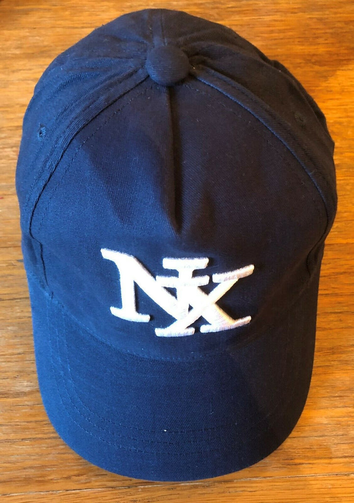 New Boys Summer Baseball Cap - Exstore Next - Navy Blue White - 100% Cotton - 11-13Y