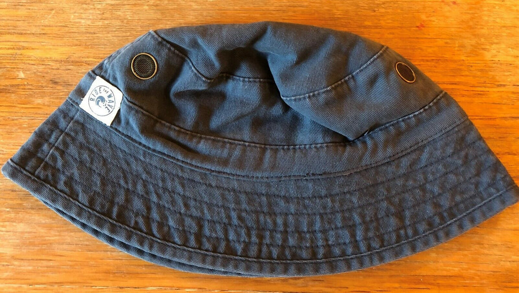 New Baby Boys Fisherman Sun Hat Blue - Exstore Next - 100% Cotton 3-6M