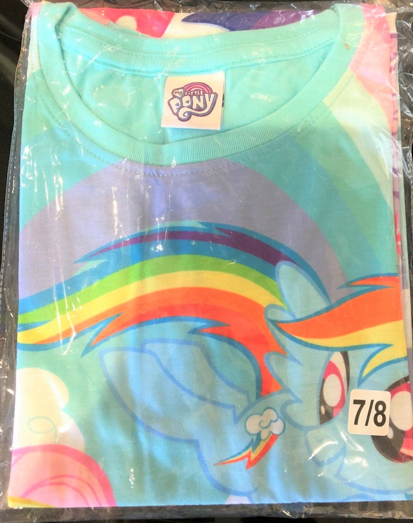 New Girls My Little Pony Nightdress Bagged - Exstore - Ages 2-3, 3-4 Years