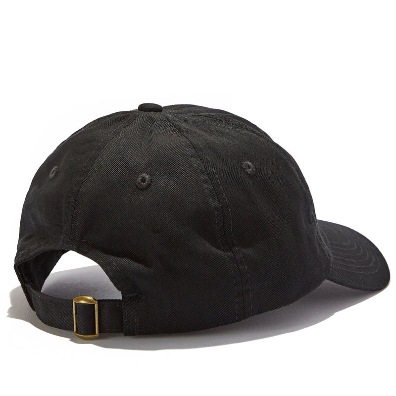 AMIGOS DAD HAT - BLACK