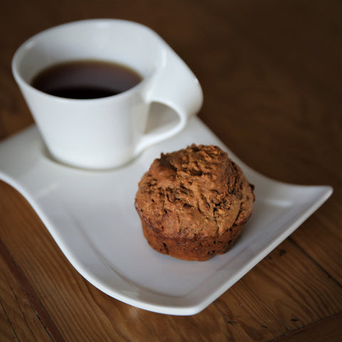 Chai Spiced Breakfast Muffin